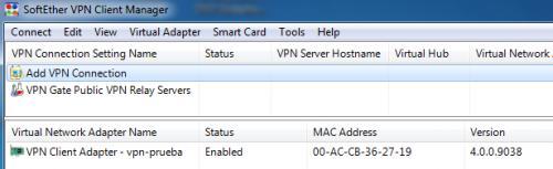 Imagen - Manual básico de configuración de VPN-Gate