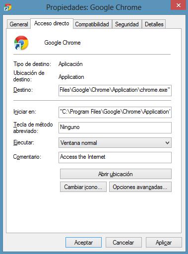 Imagen - Crear atajos de teclado para abrir programas en Windows