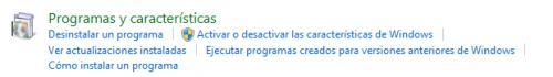 Imagen - Eliminar características de Windows 8