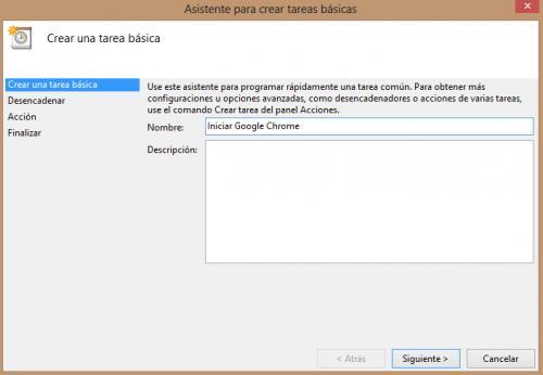 Imagen - Cómo usar el programador de tareas en Windows 8