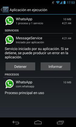 Imagen - Cómo desconectar WhatsApp