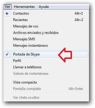 Imagen - Conectar a Facebook desde Skype