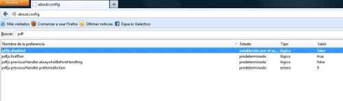Imagen - Cómo activar el lector PDF de Firefox