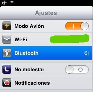 Imagen - Cómo activar Wi-Fi y Bluetooth en un iPad en modo Avión