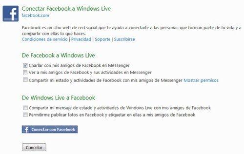 Imagen - Conectar al chat de Facebook desde Windows Live Messenger 2011