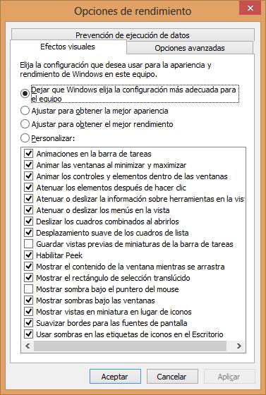 Imagen - Cómo mejorar el rendimiento de Windows 8