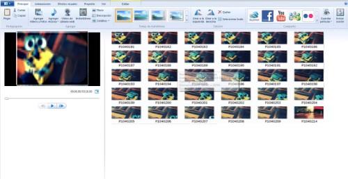 Imagen - Como realizar un vídeo con Stop Motion en Windows Live Movie Maker