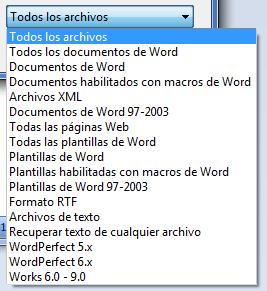 Imagen - Cómo reparar archivos .doc corruptos