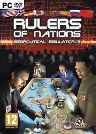 Imagen - RULERS OF NATIONS, Simulador geopolítico 2, ahora en español