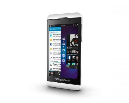 Imagen - BlackBerry Z10 ya está disponible en España con los principales operadores
