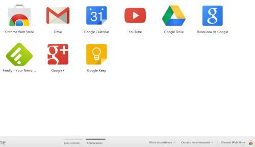 Imagen - Crear accesos directos de aplicaciones de Chrome en el escritorio