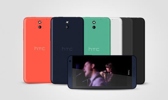 Imagen - HTC Desire 610, lo nuevo de HTC en el MWC 2014