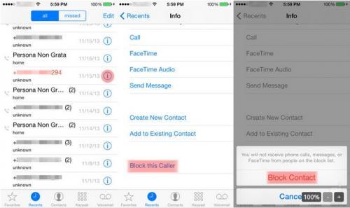 Imagen - Cómo bloquear contactos en iOS, Android y Windows Phone