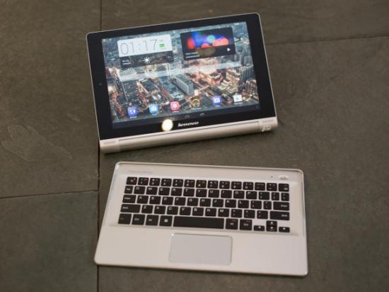 Imagen - Lenovo Yoga Tablet 10 HD+, otro transformable con Android llega al MWC