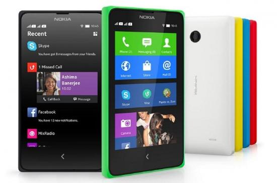 Imagen - Nokia X, Nokia X+ y Nokia XL, los tres móviles con Android
