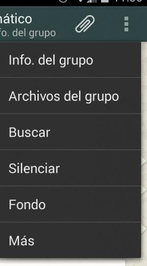 Imagen - Whatsapp ya permite ocultar las notificaciones de grupos