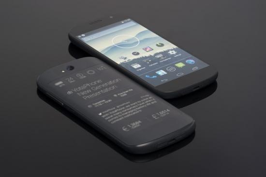 Imagen - YotaPhone 2 llega al MWC 2014: dos pantallas en un smartphone