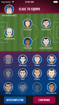 Imagen - FCB Trivia Fans, el juego de preguntas y respuestas sobre el FC Barcelona