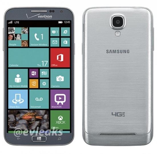 Imagen - Samsung ATIVE SE, el Galaxy S4 con Windows Phone