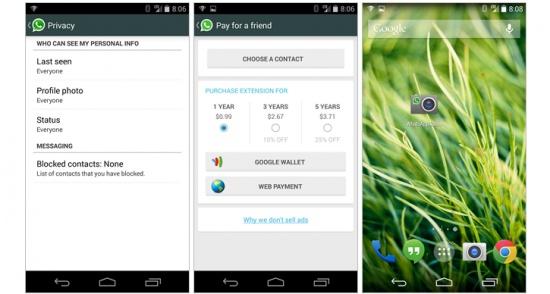 Imagen - WhatsApp se actualiza con nuevas opciones de privacidad