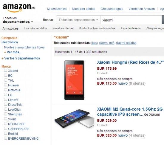 Imagen - 10 páginas para comprar móviles chinos