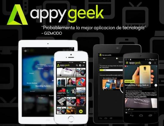 Imagen - Appy Geek se renueva con interesantes novedades