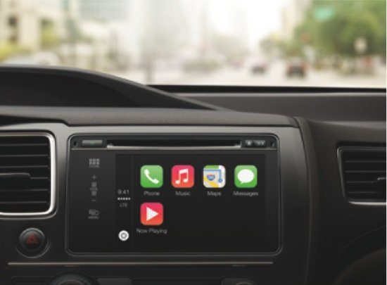 Imagen - Apple hace oficial CarPlay