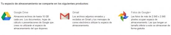 Imagen - Google Drive reduce el precio de sus planes de almacenamiento
