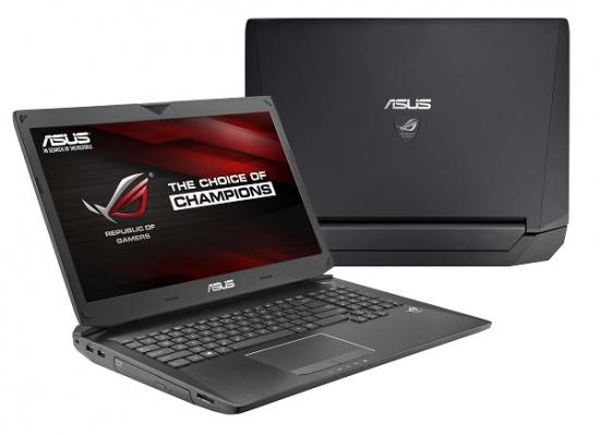 Imagen - ASUS presenta la Serie G750 de portátiles para gaming con Nvidia GeForce GTX 880M