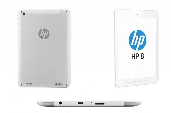 Imagen - HP 8, un tablet de casi 8 pulgadas a un precio competitivo