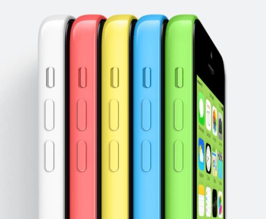 Imagen - Apple tiene más de 3 millones de iPhone 5C sin vender