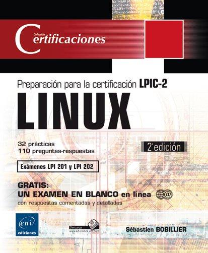 """Imagen - """"Preparación para la certificación LPIC-2: exámenes LPI 201 y LPI 202"""""""