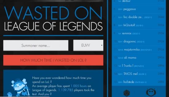 Imagen - ¿Cuánto tiempo has dedicado a League of Legends?