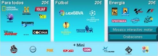 Imagen - Movistar Fusión TV es la nueva oferta que combina ADSL o fibra con televisión y móvil