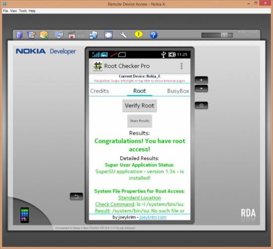 Imagen - Ya se puede rootear e instalar Google Play en el Nokia X con Android