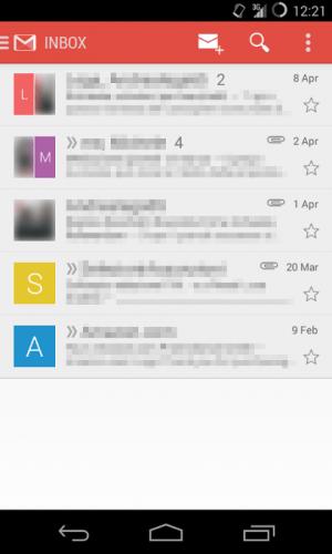Imagen - Así será Android 5.0