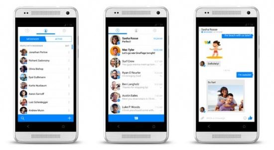 Imagen - Facebook Messenger 6.0 permite subir vídeos de hasta 15 segundos