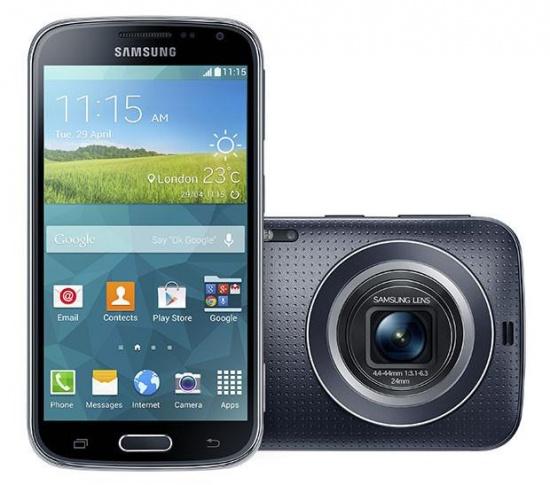 Imagen - Samsung Galaxy K Zoom, el sustituto del Galaxy S4 Zoom ya es oficial