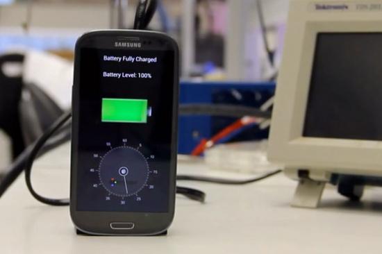 Imagen - Cargar la batería del móvil en 30 segundos será posible en 2016