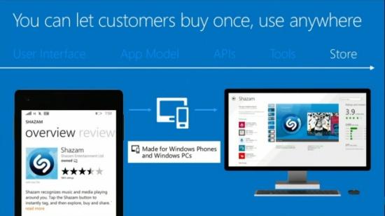 Imagen - Microsoft presenta aplicaciones universales para Windows y Xbox