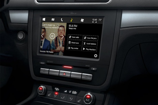 Imagen - Windows en el coche, lo nuevo de Microsoft