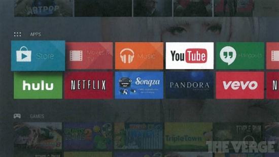 Imagen - Android TV, el televisor inteligente de Google llegará en junio