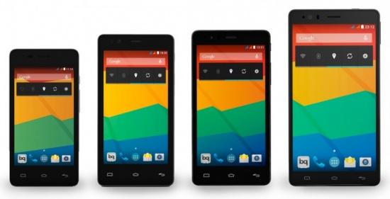 Imagen - bq presenta los nuevos smartphones bq Aquaris E