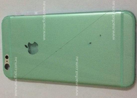 Imagen - Se filtra la carcasa del iPhone 6