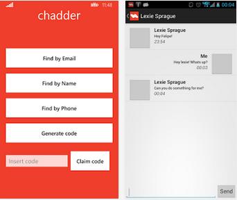 Imagen - Chadder, otra alternativa segura a WhatsApp