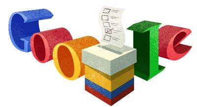 Imagen - Las Elecciones al Parlamento Europeo 2014 protagonizan la portada de Google