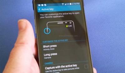 Imagen - Samsung Galaxy S5 Active: vídeo y especificaciones