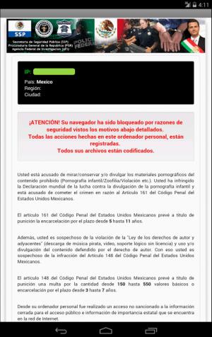 Imagen - Cryptolocker, nuevo ransomware infecta a Android