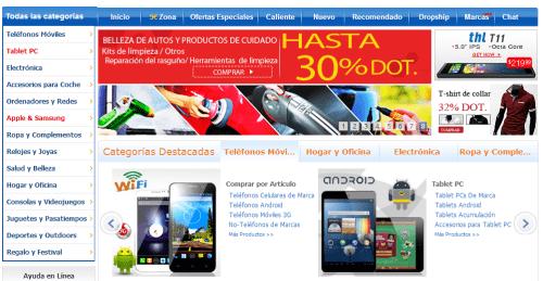 Imagen - 7 webs chinas para comprar electrónica y accesorios