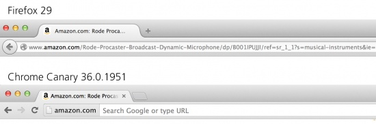 Imagen - Chrome dejará de mostrar las URLs